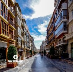 Cartagena Main Street (Watermarked)