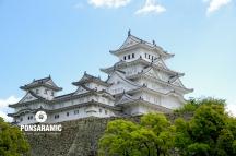 Japan - Himeji Castle (Watermarked)