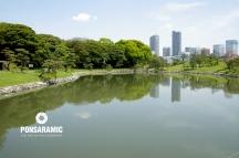 Japan - Lake Reflection 1 (Watermarked)
