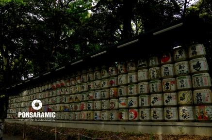 Japan - Painted Drums (Watermarked)