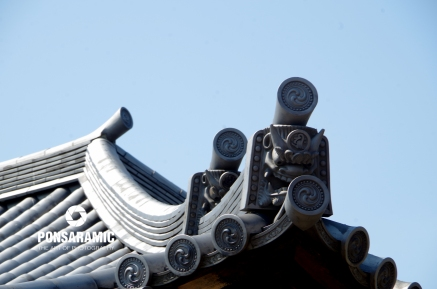 Japan - Roof Closeup 2 (Watermarked)
