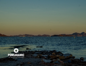 Looking over the Mar Menor (Watermarked)