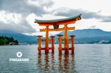 Miyajima Water Shrine (Watermarked)