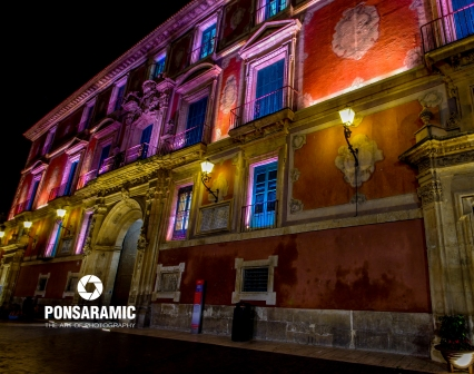 Palace, Murcia City (Watermarked)