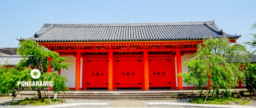 Red Gate, Kyoto (Watermarked)