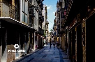 Spain Orihuela - Street (Watermarked)