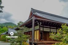 Temple Cornershot, Kyoto (Watermarked)