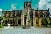 UK Sherbourne - Cathedral (Watermarked)